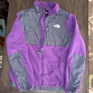 The North Face jacket women's large